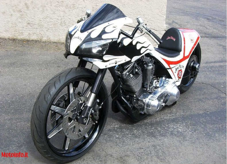 Foto: KNOCKOUT MOTORCYCLE BIG JIM 2008
