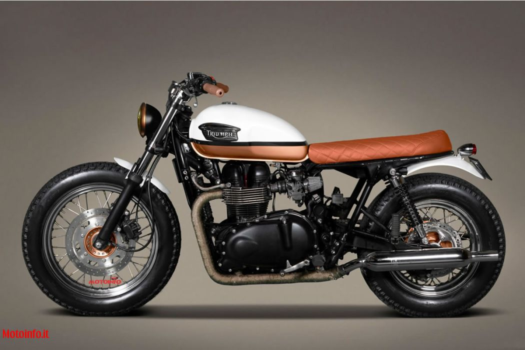 Foto: TON-UP GARAGE BONNEVILLE T100 2013