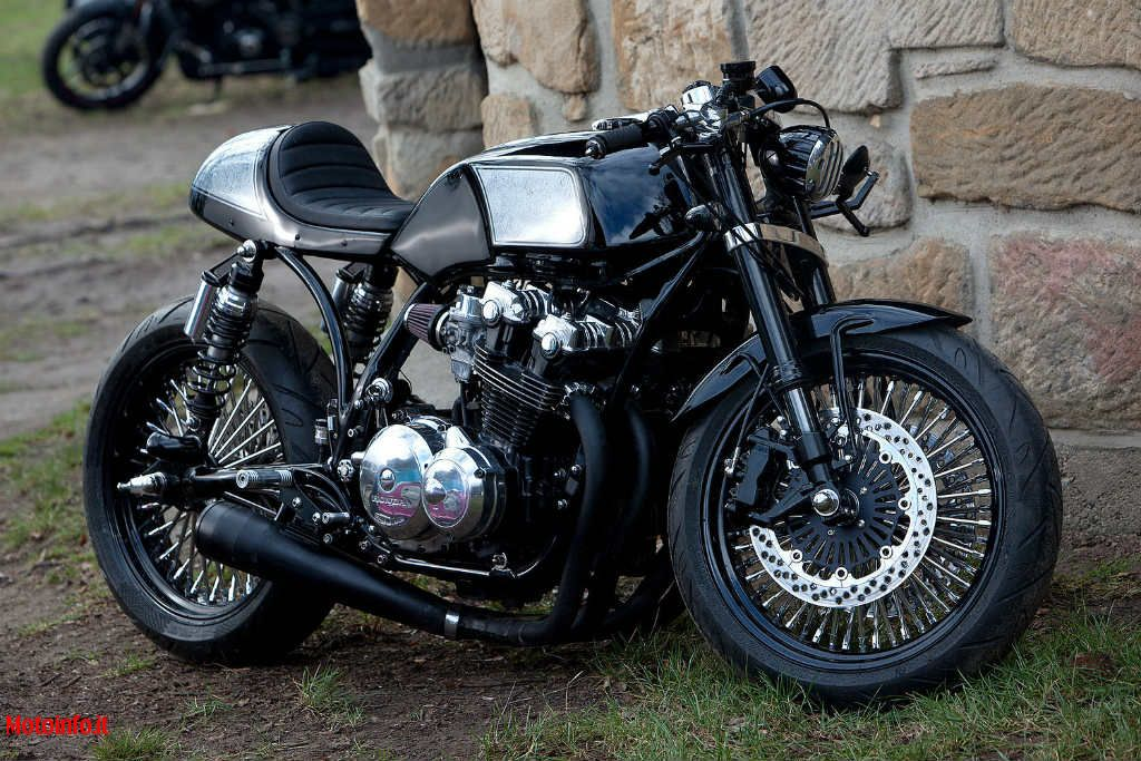 Foto: MF MOTORCYCLES T-MOBILE CAFE RACER 2011