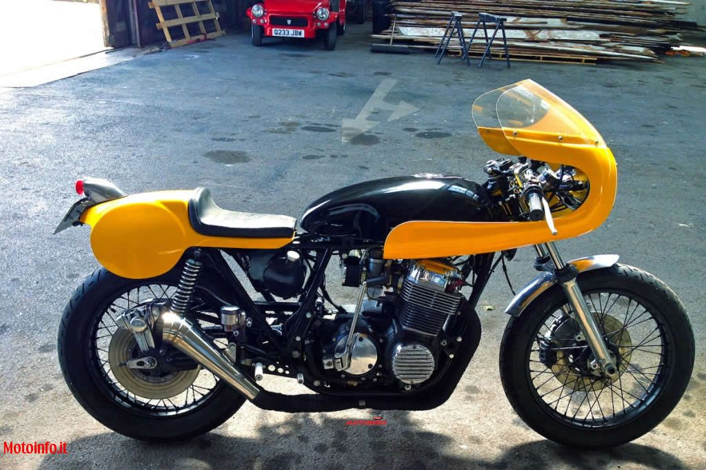 Foto: RED MAX SPEED SHOP'S CB750 2013