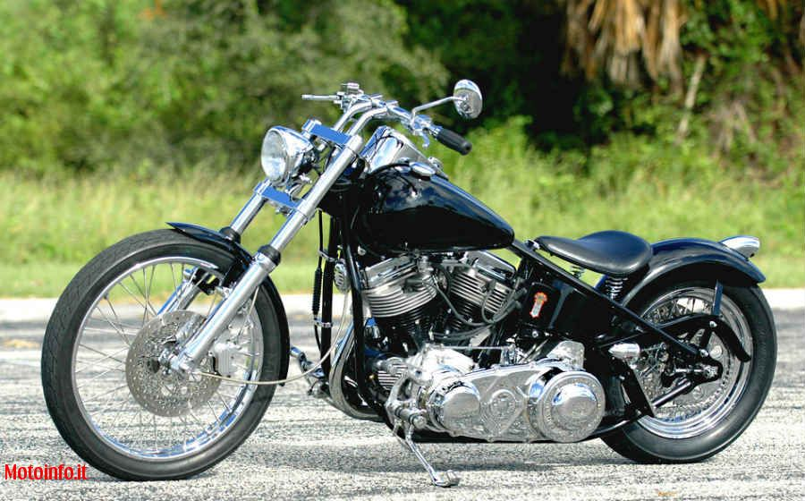 Foto: PHIL BLOOM PANHEAD BOBBER 2011