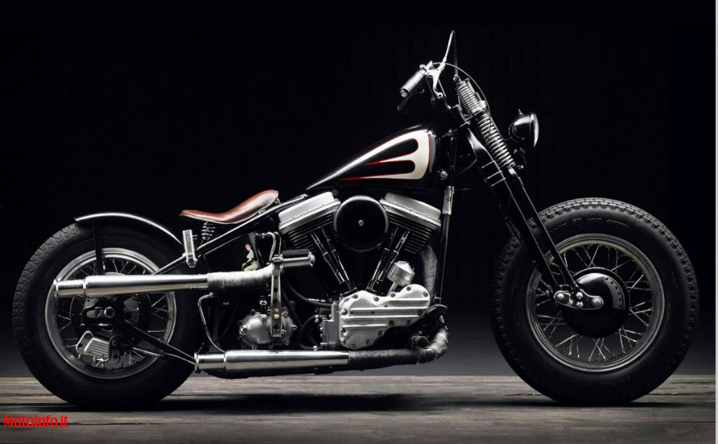Foto: DAVID'S BIKE CUSTOM BOBBER 2011