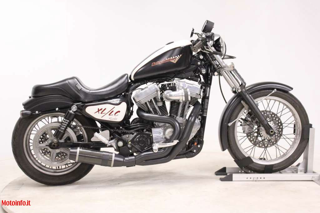 Foto: LICK' CUSTOM CYCLES CUSTOM SPORTSTER 2011
