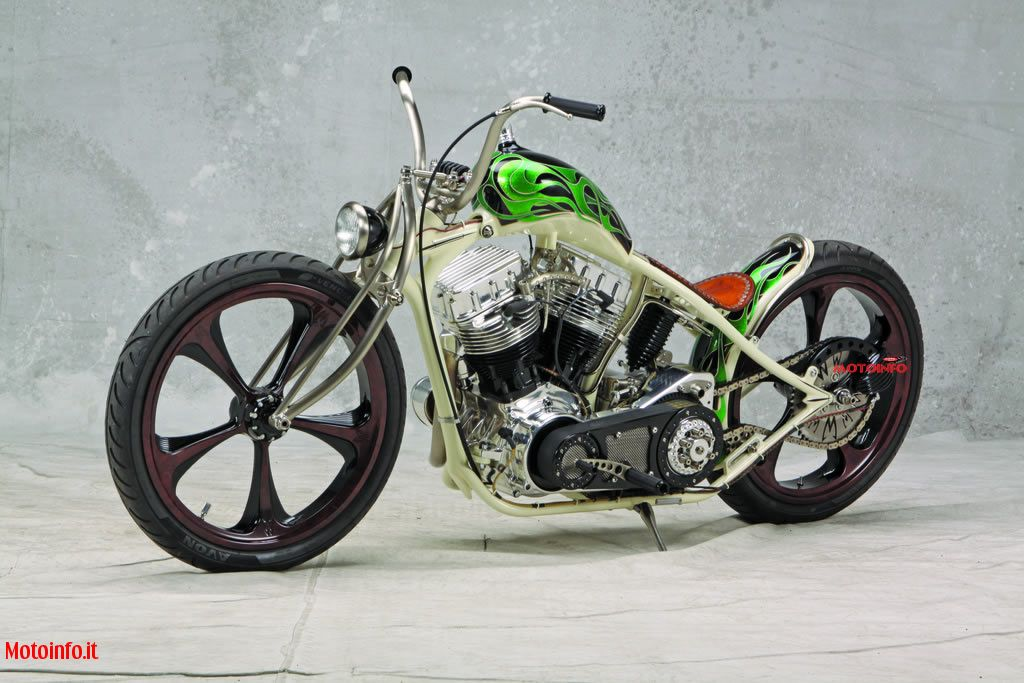 Foto: WESTBURY MOTORCYCLES LUCKY 2009