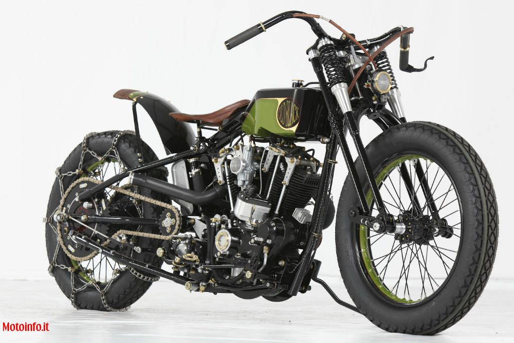 Foto: LC FABRICATIONS OLD BLACK 2012