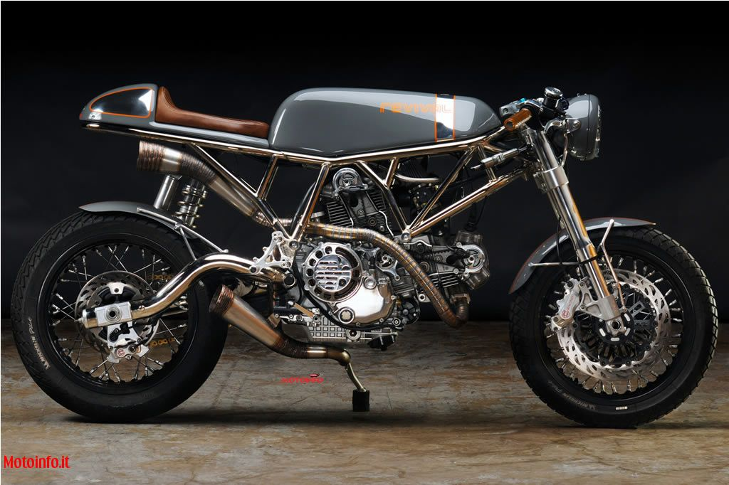 Foto: REVIVAL CYCLES DUCATI CAFE 2014
