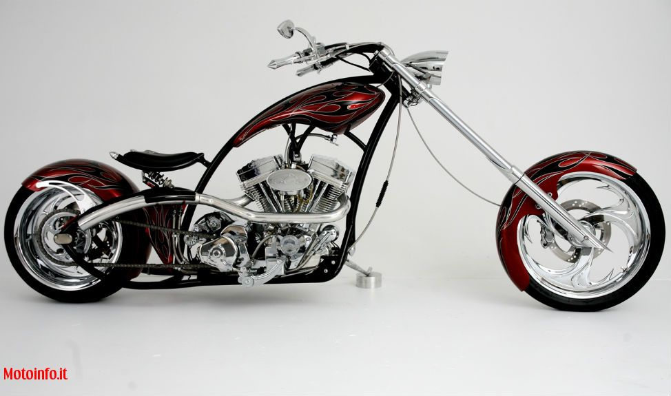 Foto: ORANGE COUNTY SPLITBACK CHOPPER 2011