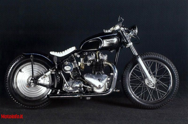 Foto: DELUXIE CUSTOMS SPEED BOBBER 2012