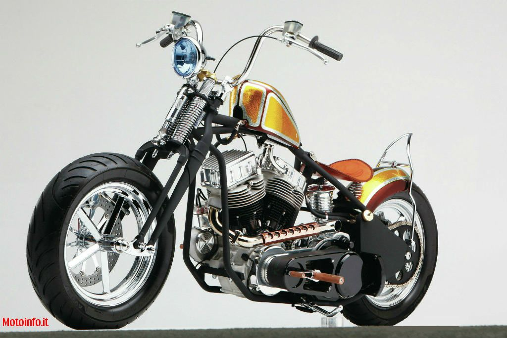 Foto: ACME CHOPPERS SUN DIALED 2011