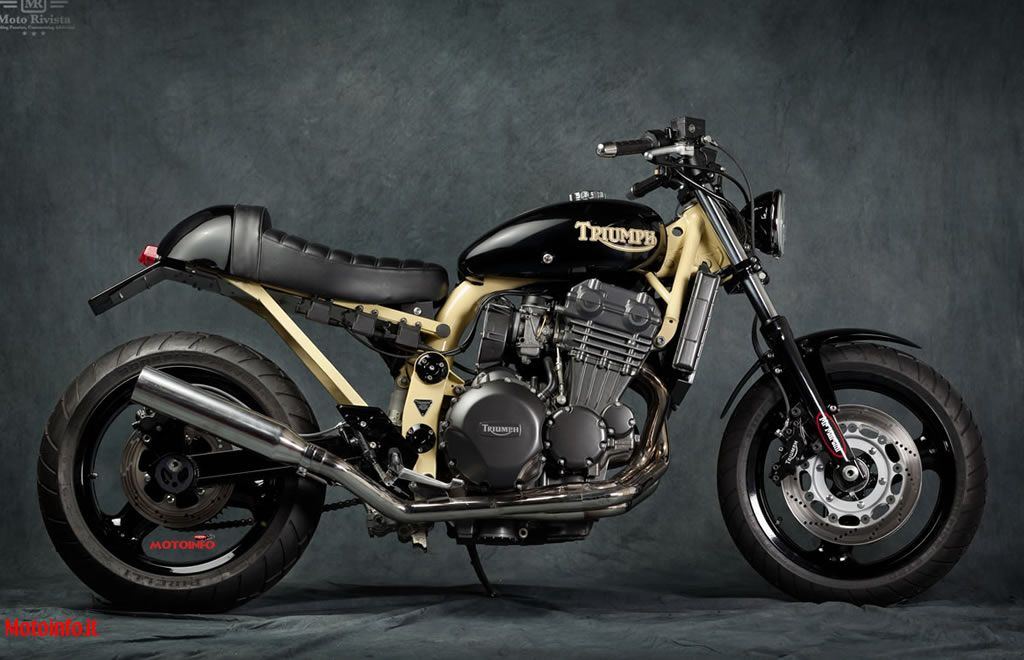 Foto: MR MARTINI TRIUMPH SPRINT 900 2012