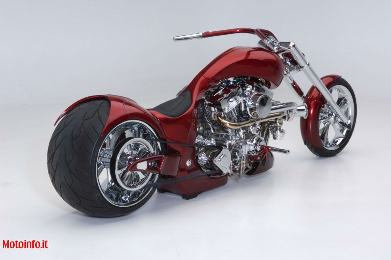 Foto: BROUHARD DESIGNS TWIN-TURBO DRAGSTER 2011