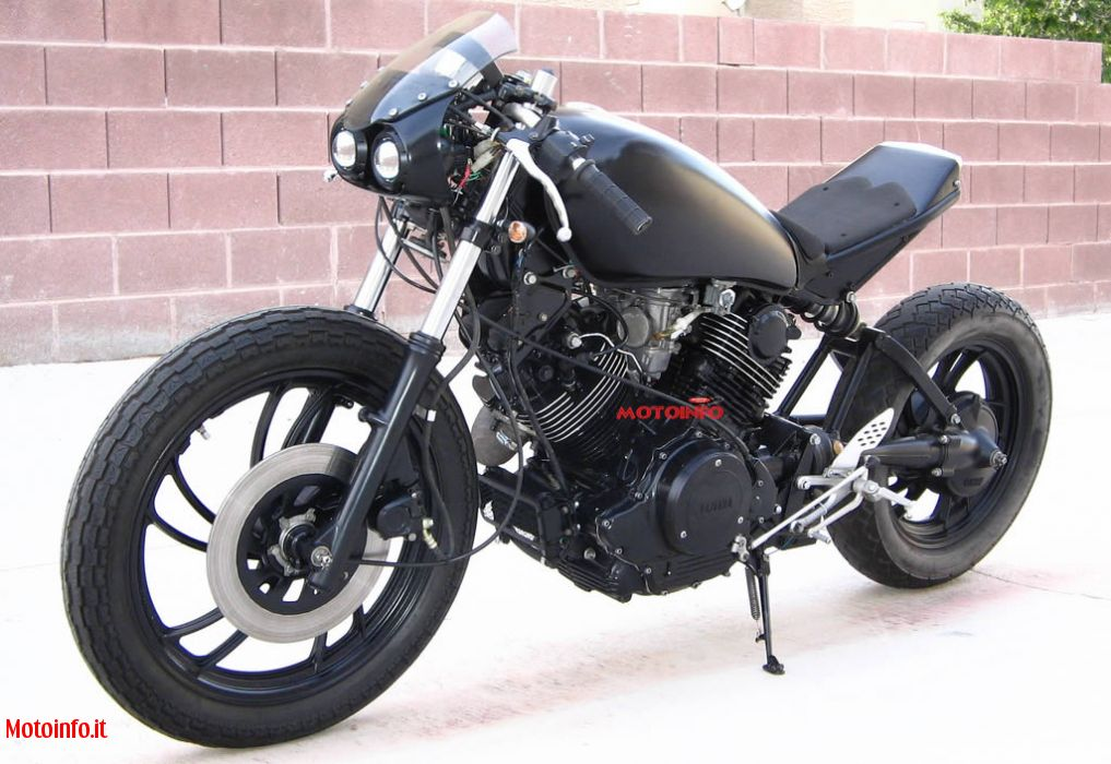 Foto: JRGHUTRADO VIRAGO CAFE FIGHTER 2012