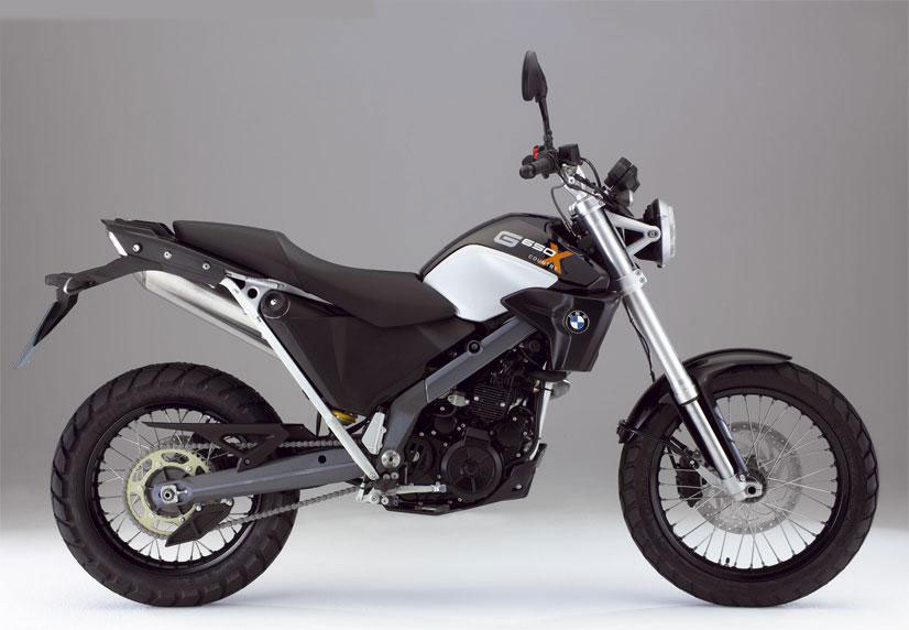 Foto: BMW G650 XCOUNTRY 2007