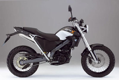BMW G650 XCOUNTRY 2007
