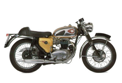 BSA A65 LIGHTNING CLUB 1966