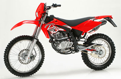 BETA RR ENDURO 125-4T 2006