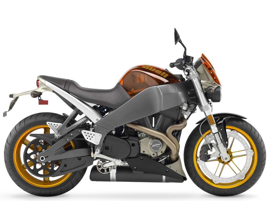 2012 Buell XB12S Lightning Low GM Special