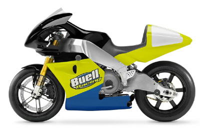 BUELL XBRR 2006