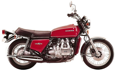 HONDA GL 1000 GOLD WING 1975
