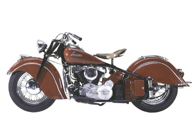 INDIAN CHIEF 1947