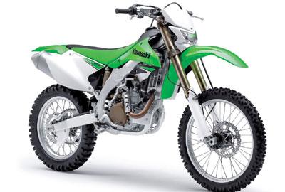 Kawasaki KL KX 250 F (dal 2010 a oggi)