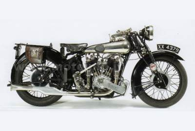 BROUGH-SUPERIOR SS 80 1938