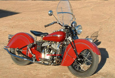 INDIAN SCOUT JUNIOR 1940