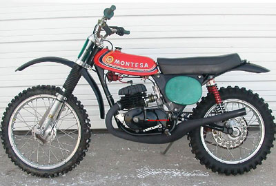 MONTESA ENDURO 250 1975