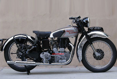ROYAL ENFIELD BULLET 1947