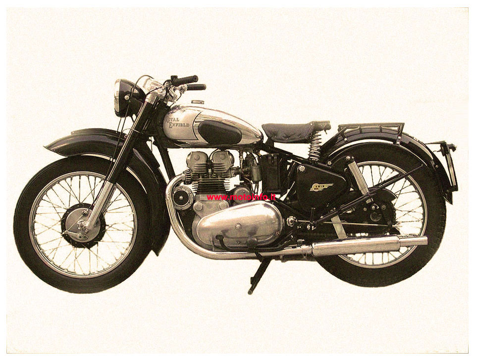 Foto: ROYAL ENFIELD 500 TWIN 1950