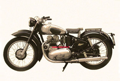 ROYAL ENFIELD 500 TWIN 1950