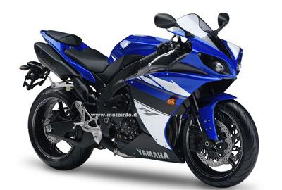 Yamaha R1 2009 Schede Tecniche Id 588 Motoinfo It