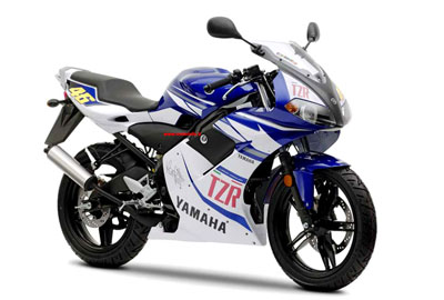 YAMAHA TZR50 RACE REPLICA 2008