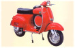 VESPA 90 SUPER SPRINT 1965