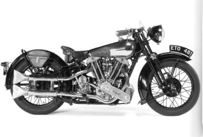 BROUGH-SUPERIOR SS100 1930
