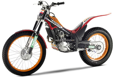 MONTESA COTA 4RT REPSOL 2009