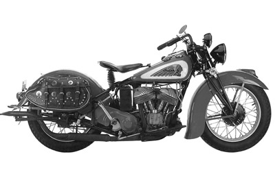 INDIAN SPORT SCOUT 45 1939