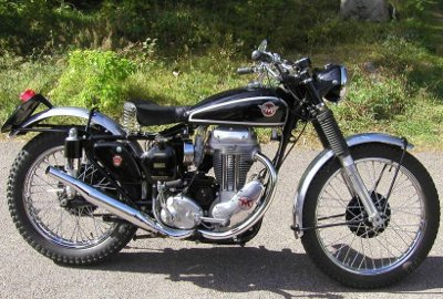 MATCHLESS G80 CS 1954