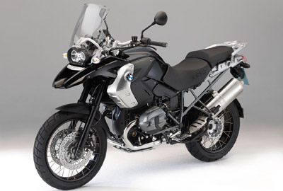 BMW R1200GS TRIPLE BLACK 2011
