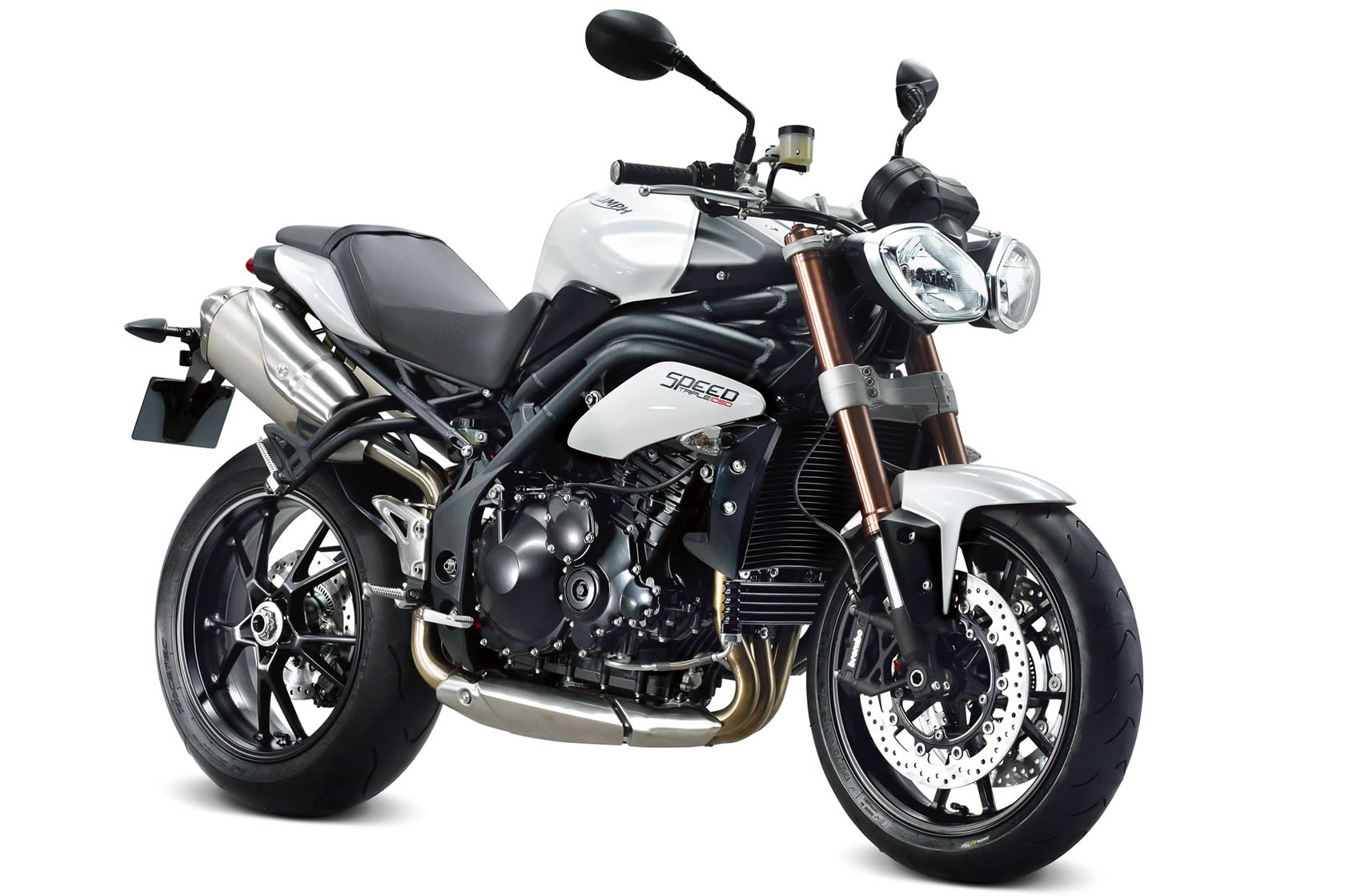 Foto: TRIUMPH SPEED TRIPLE 1050 2011
