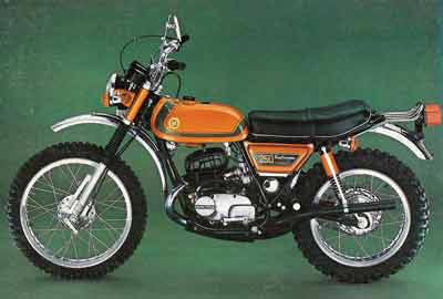 MONTESA KING SCORPION 250 1974