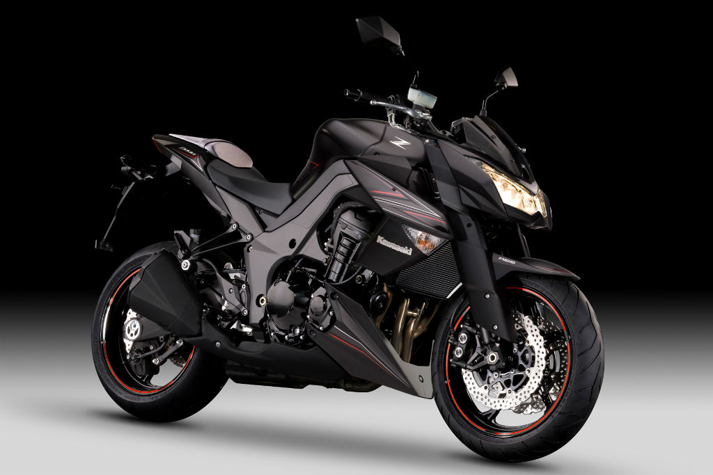 Foto: KAWASAKI Z1000 BLACK EDITION 2012