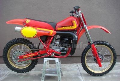 MAICO 490 1982 | Schede tecniche id 1004 | Motoinfo it