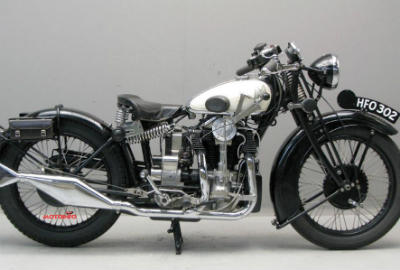 MATCHLESS SILVER HAWK 1931