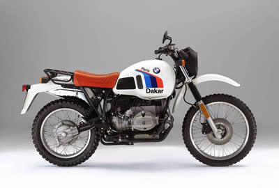 BMW R80GS PARIS-DAKAR 1984