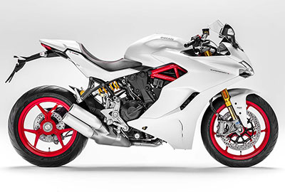 DUCATI 939 SUPERSPORT S 2017