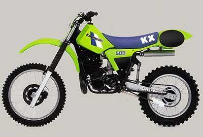 Kawasaki KX 250 (2007-08)